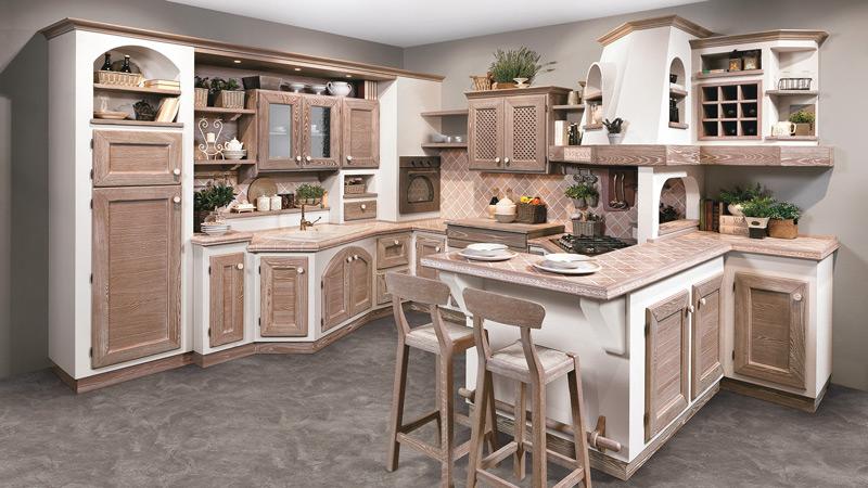 I migliori marchi per arredare la tua cucina classica - Saba Arredamenti