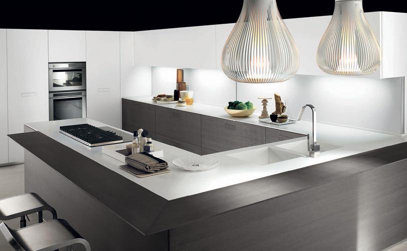 I migliori marchi per arredare la tua cucina moderna - Saba Arredamenti