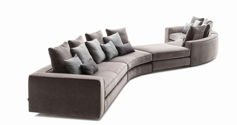 I migliori marchi di salotti e divani moderni saba for Salotti moderni