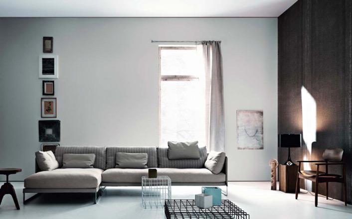 I migliori marchi di salotti e divani moderni saba for Saba arredamenti